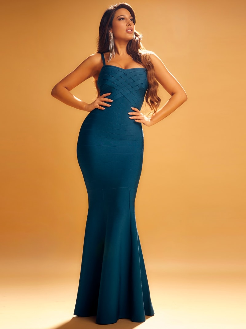 With Love Bandage Gown