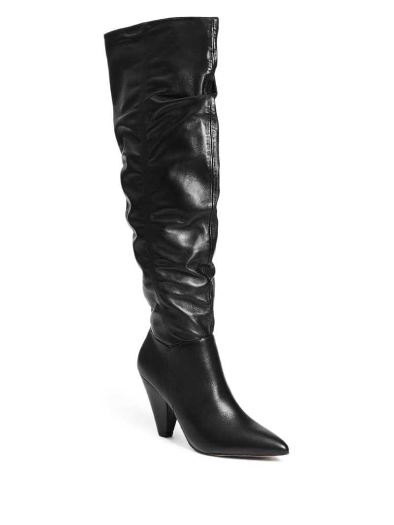 Walk This Way Over-The-Knee Boot