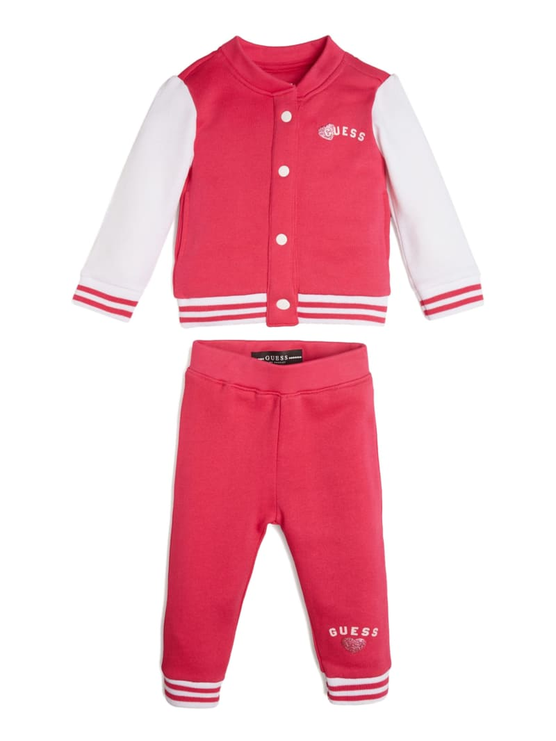 Active Varsity Top And Pants Set (0-12M)