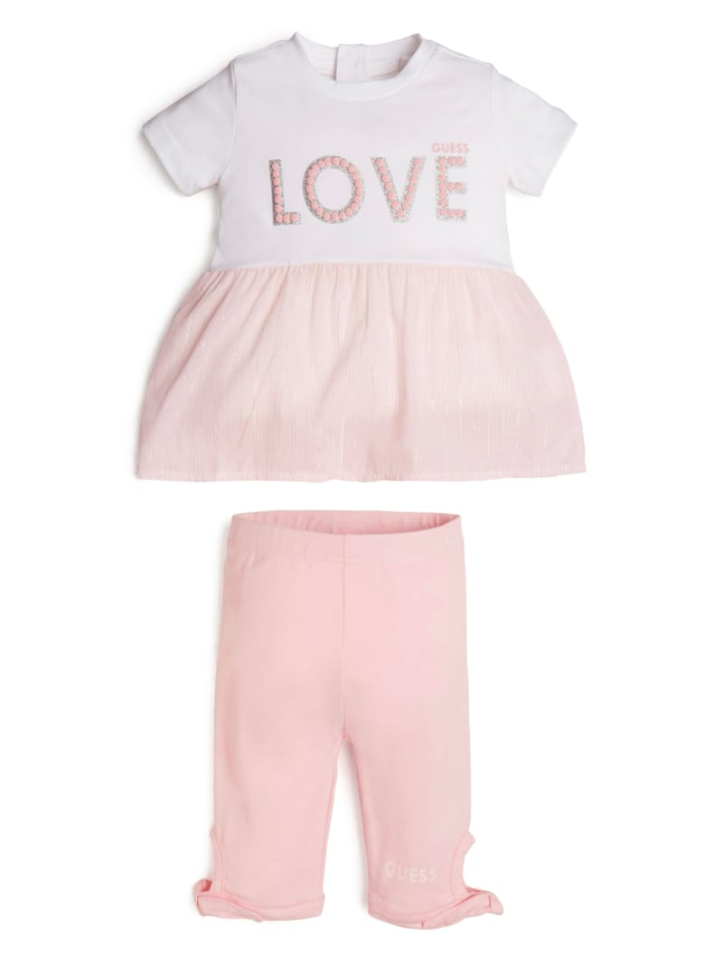 Love Tee and Leggings Set (0-24M)