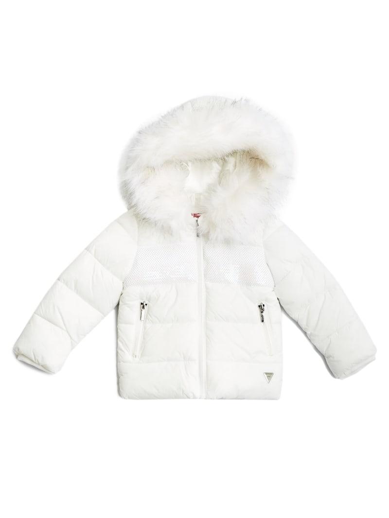 Minnie Sequins Puffer Jacket (0-24M)