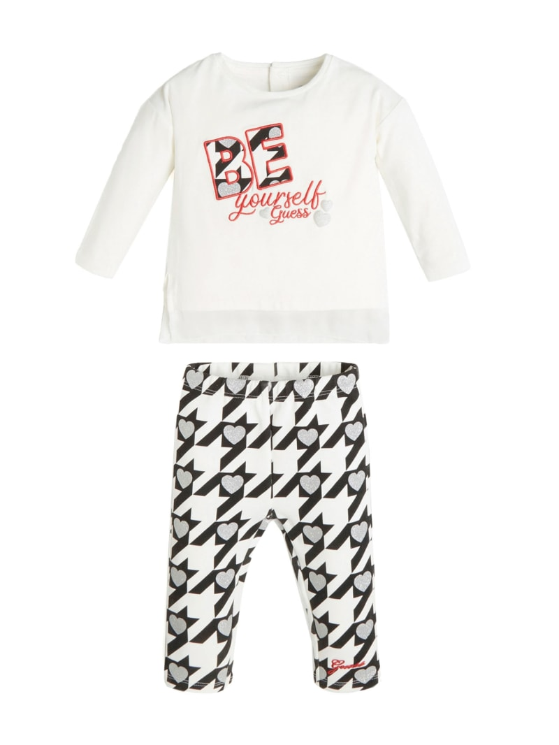 Be Yourself Shirt And Pants Set (0-24M)
