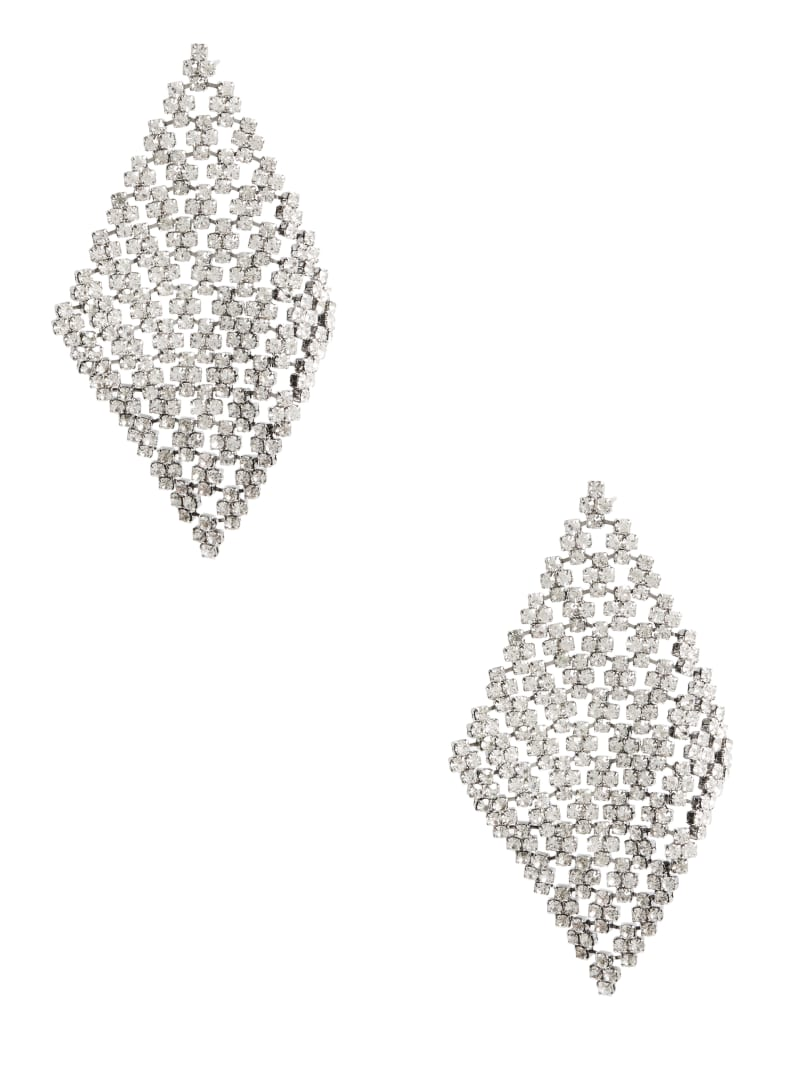 Rhinestone Kite Earrings
