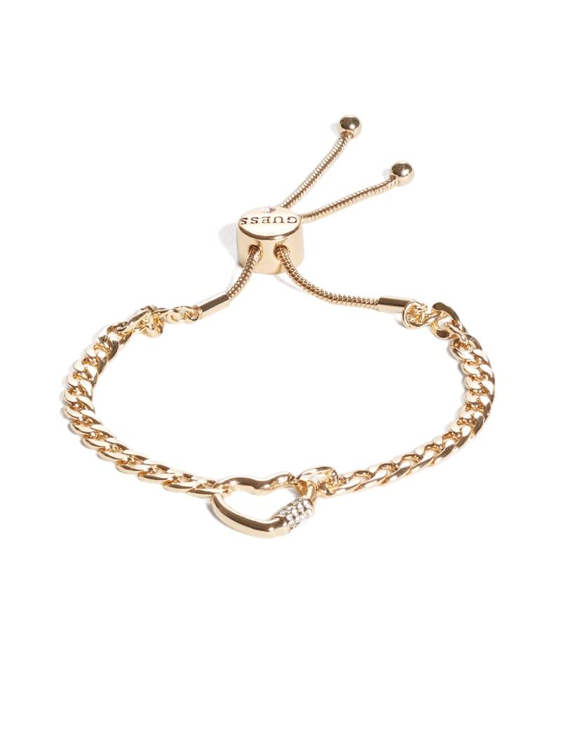 Heart Chainlink Bracelet