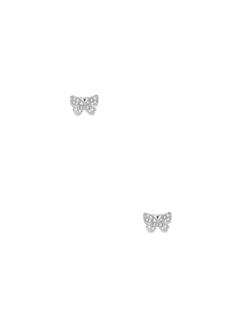 Pavé Butterfly Stud Earrings
