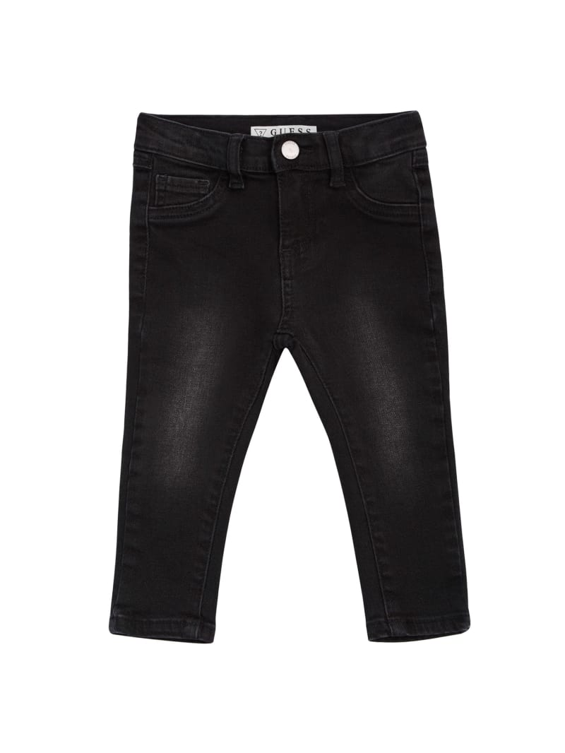 Glitter Skinny Jeans (0-24M)
