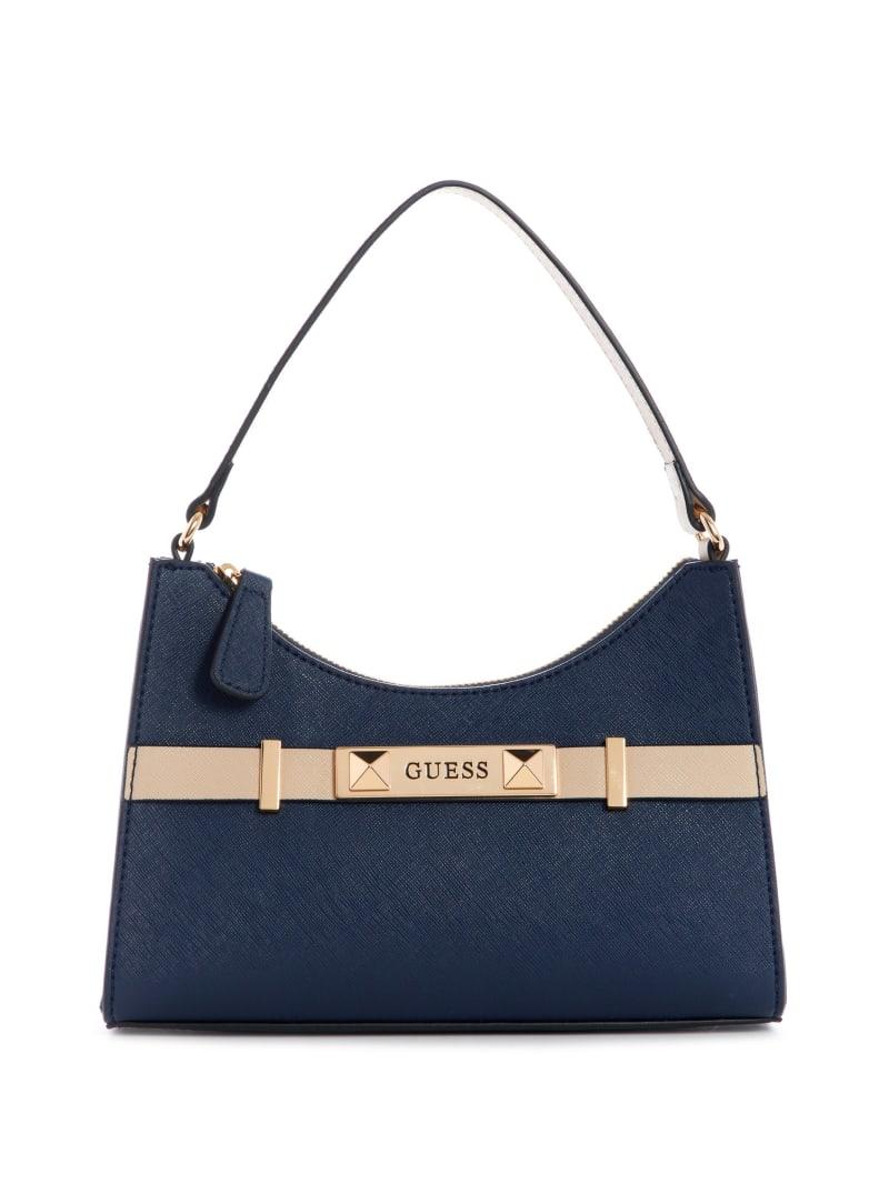 Reston Color-Block Shoulder Bag