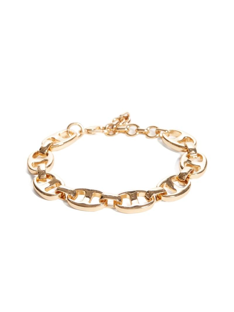 14KT Mariner Chain Bracelet