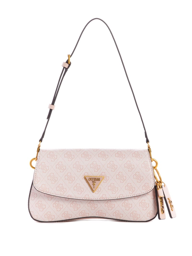 Cordelia Logo Flap Shoulder Bag