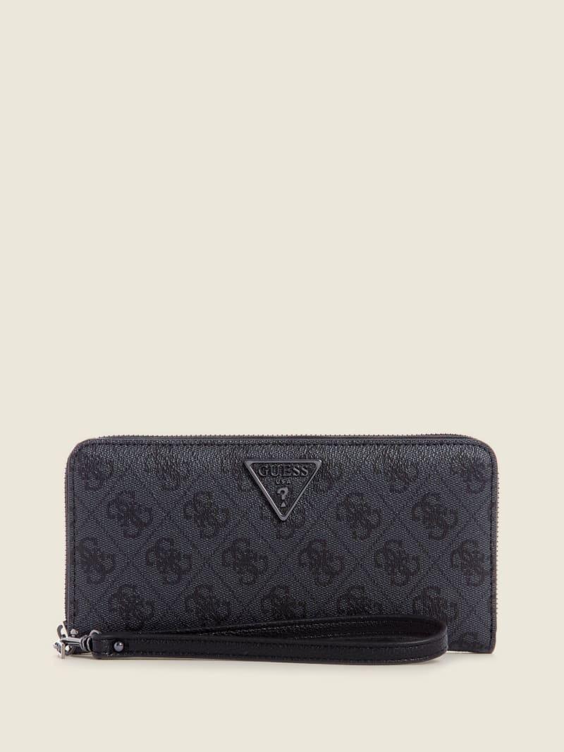 Noelle Large Zip-Around Wallet