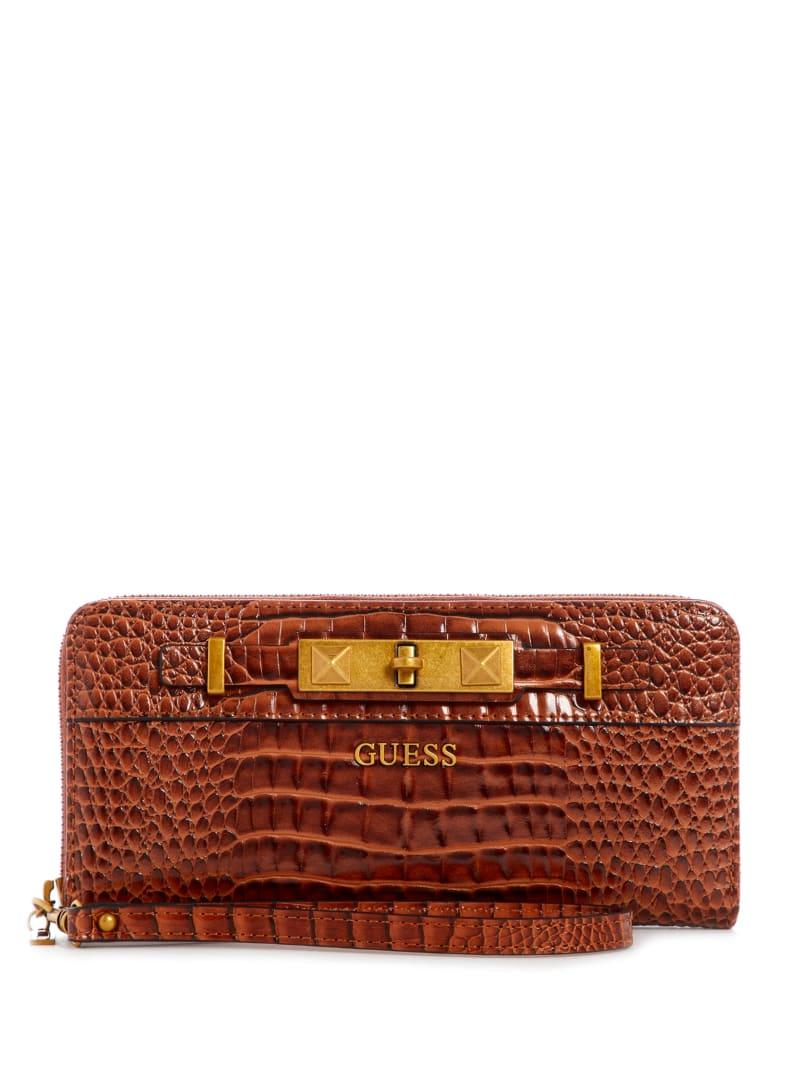 Raffie Zip-Around Wallet