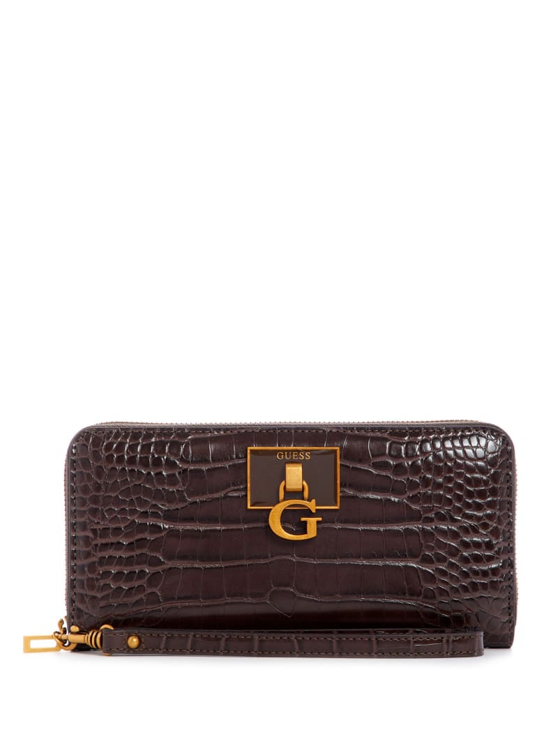 Stephi Large Zip Around Wallet