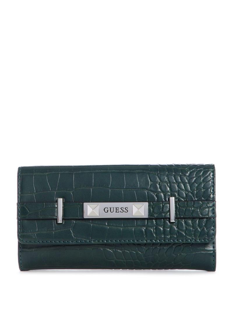 Reston Slim Clutch Wallet