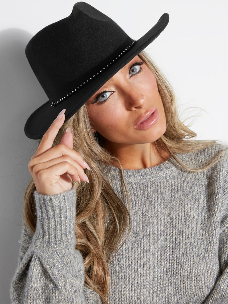 Ivy Wide Brimmed Hat