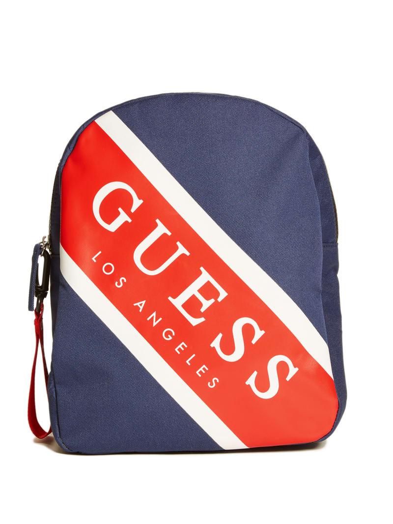 Logo Color-Blocked Backpack