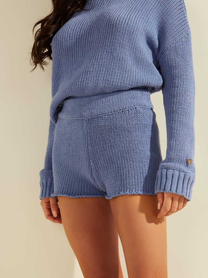 Sweater Shorts