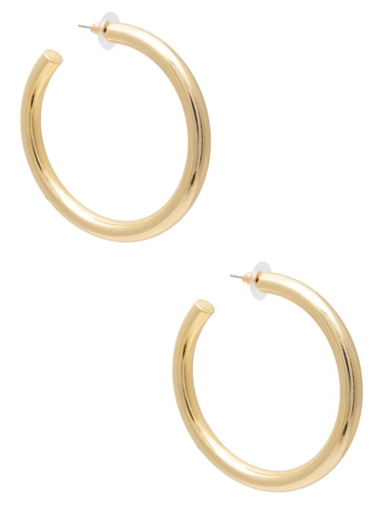 Thick Hoop Earring