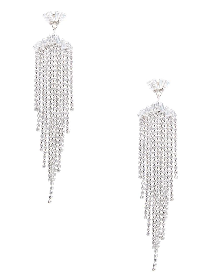Art Deco Fringe Earring