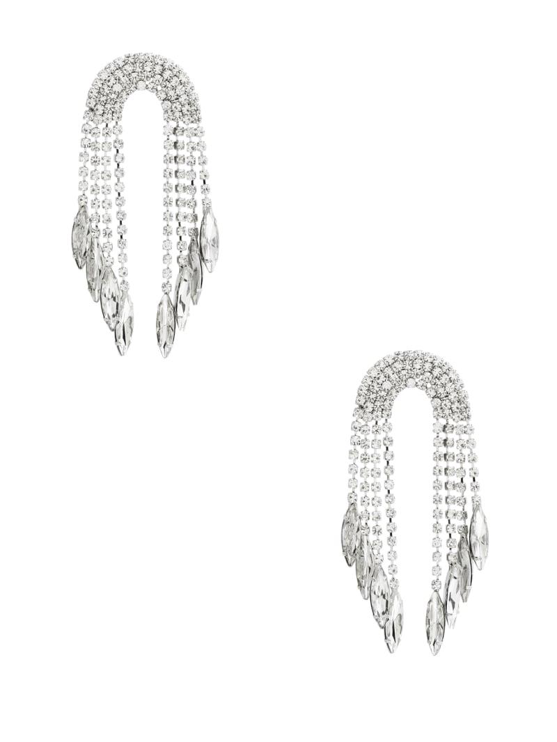 Crystal Fringe Earring