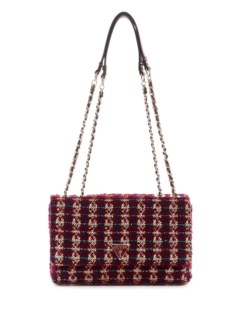 Cessily Tweed Convertible Crossbody