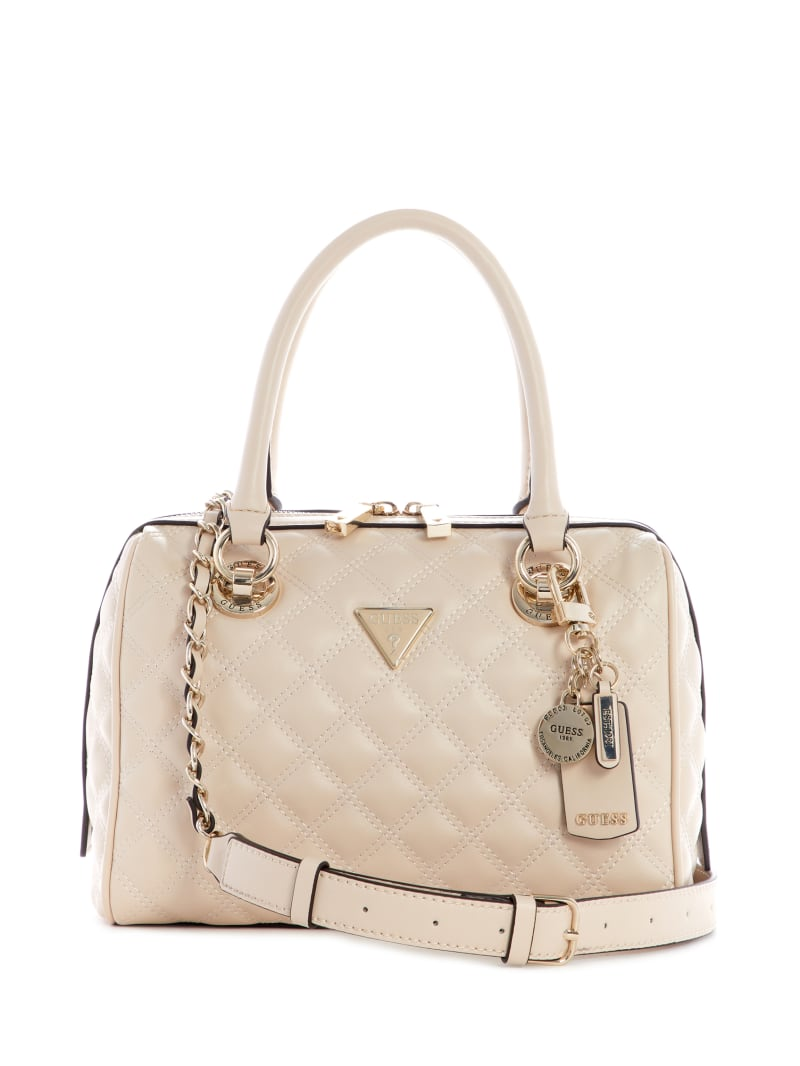 Cessily Quilted  Box Satchel