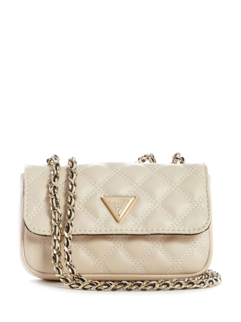 Cessily Quilted  Convertible Mini Bag