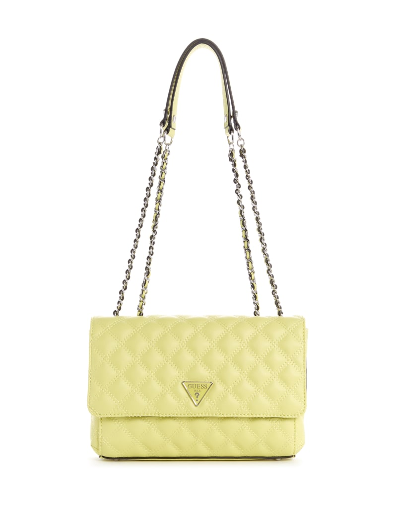 Cessily Quilted Convertible Crossbody