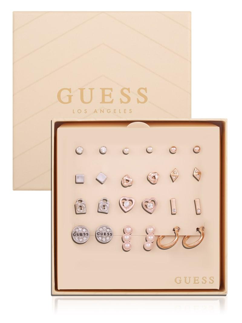 Multi-Tone Earrings Box Set