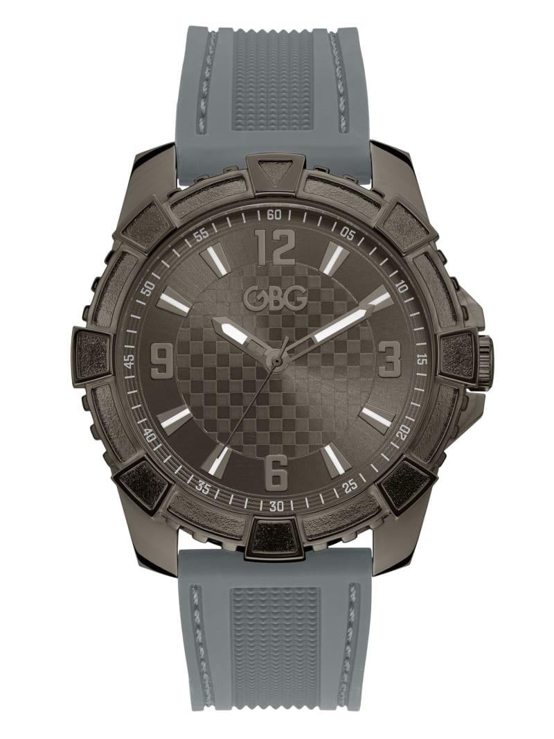 Gunmetal Analog Watch