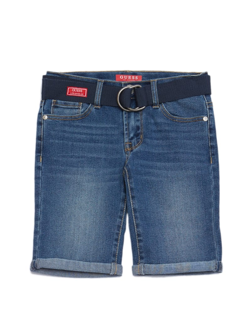 Marc Denim Cuffed Shorts (7-18)