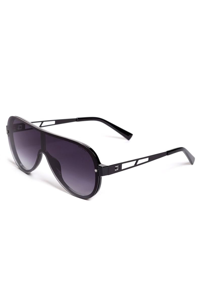 Future Rimless Aviator Sunglasses