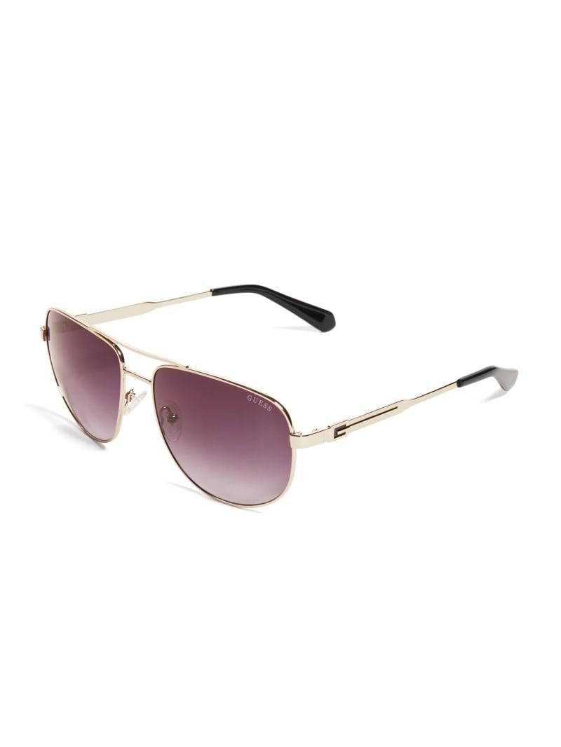 Navigator Oversized Sunglasses