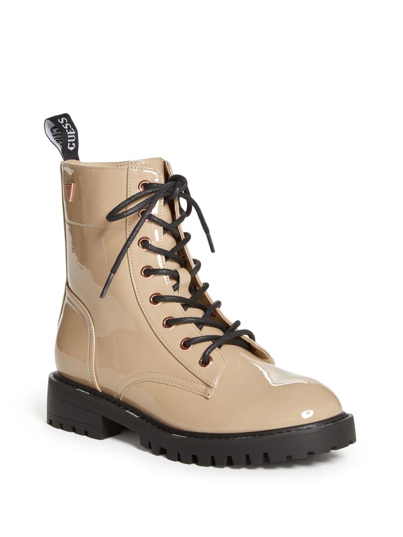 Buffy Combat Boots