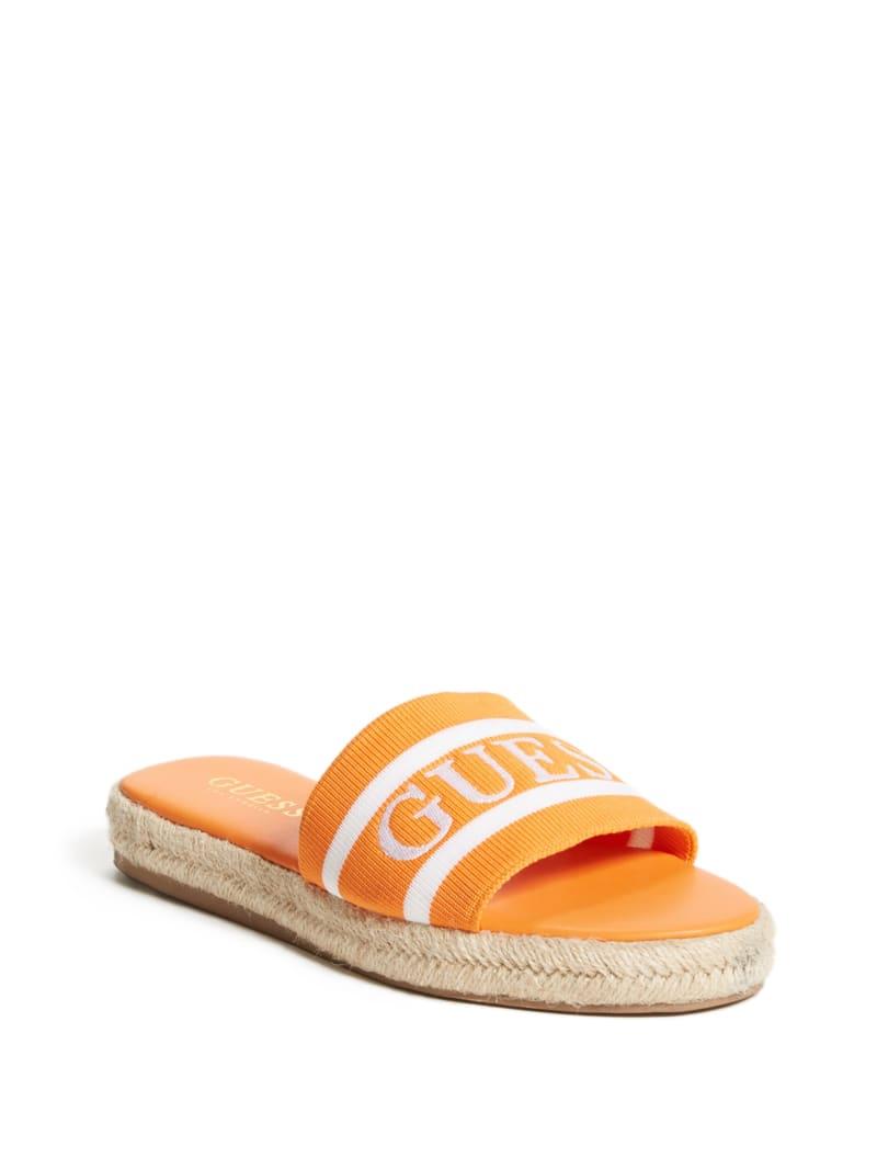 Carlita Espadrille Slide Sandals