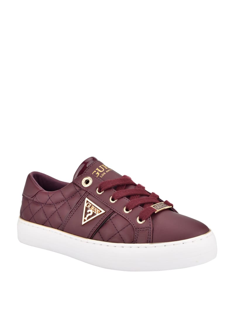 Gates Quilted Logo Sneakers