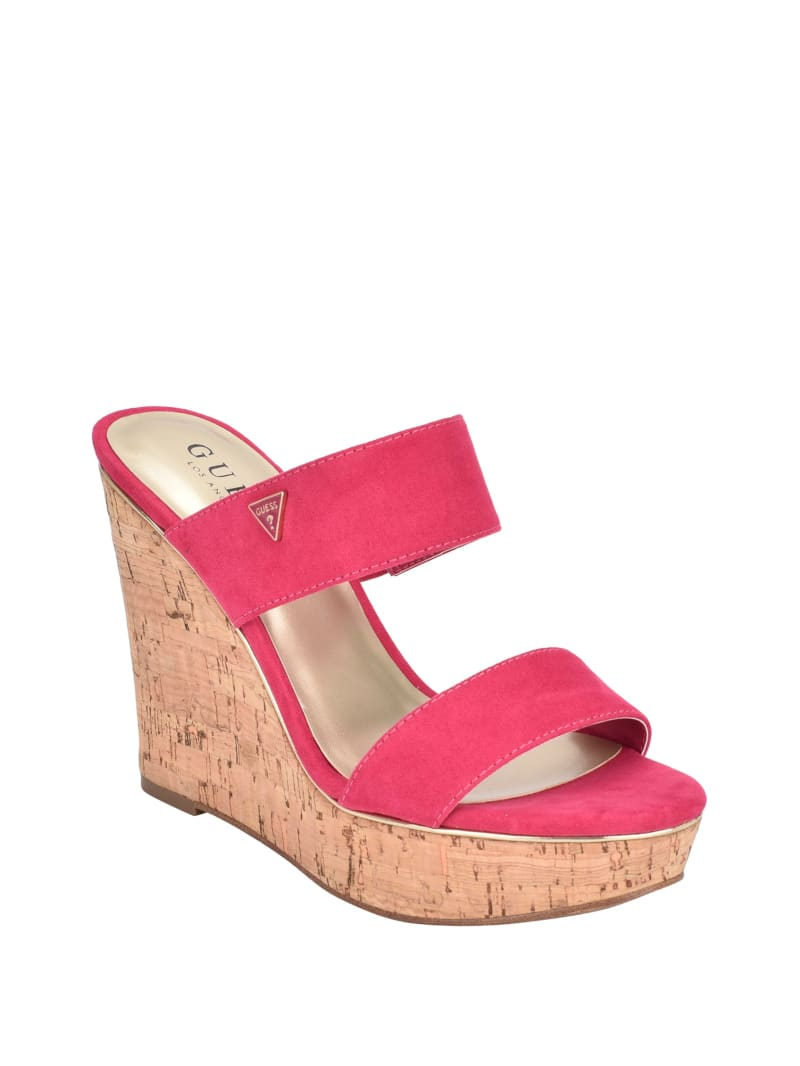 Holdon Double Strap Wedges