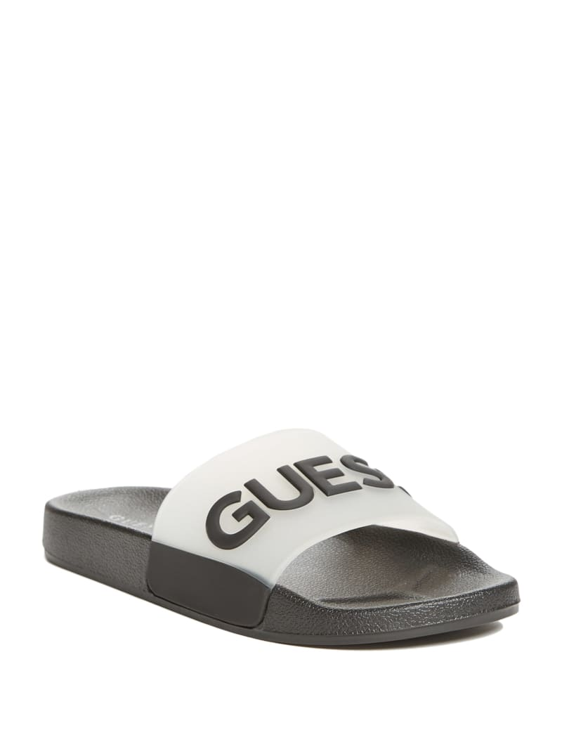 Lana Logo Slide Sandals