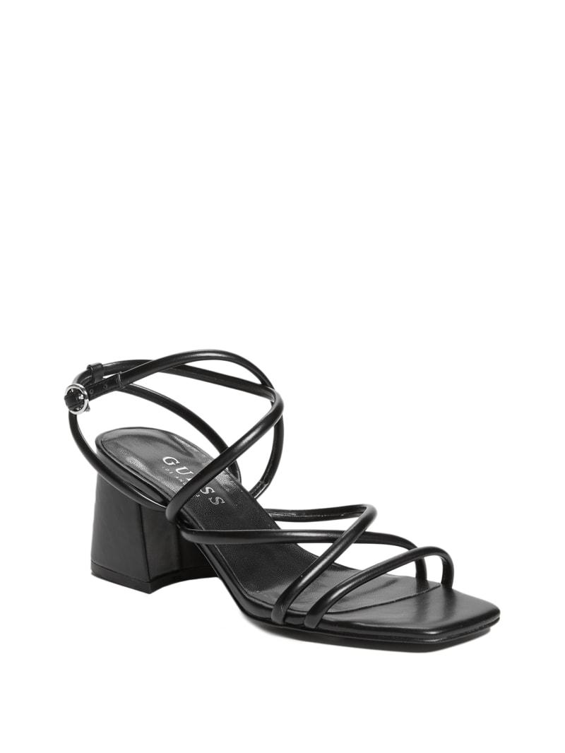 Nayland Strappy Block Heel Sandals