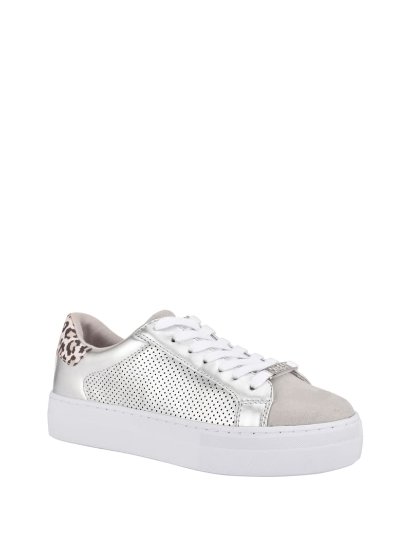 Promyse Perforated Sneakers