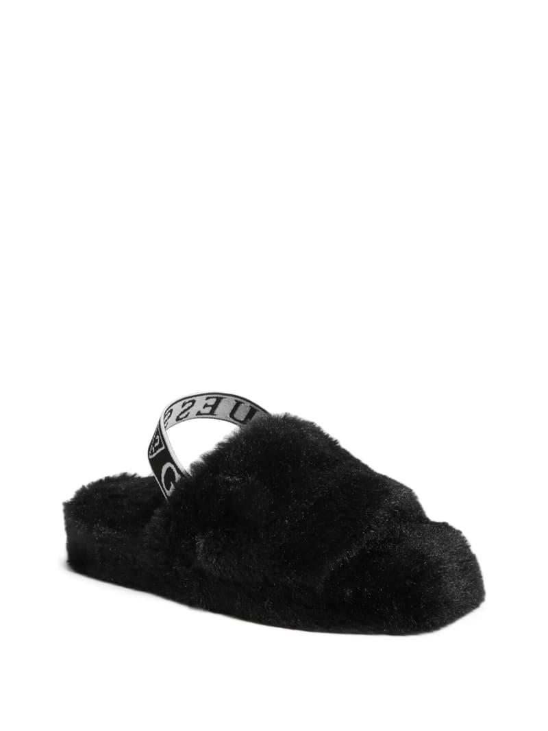 Rozy Faux-Fur Slippers