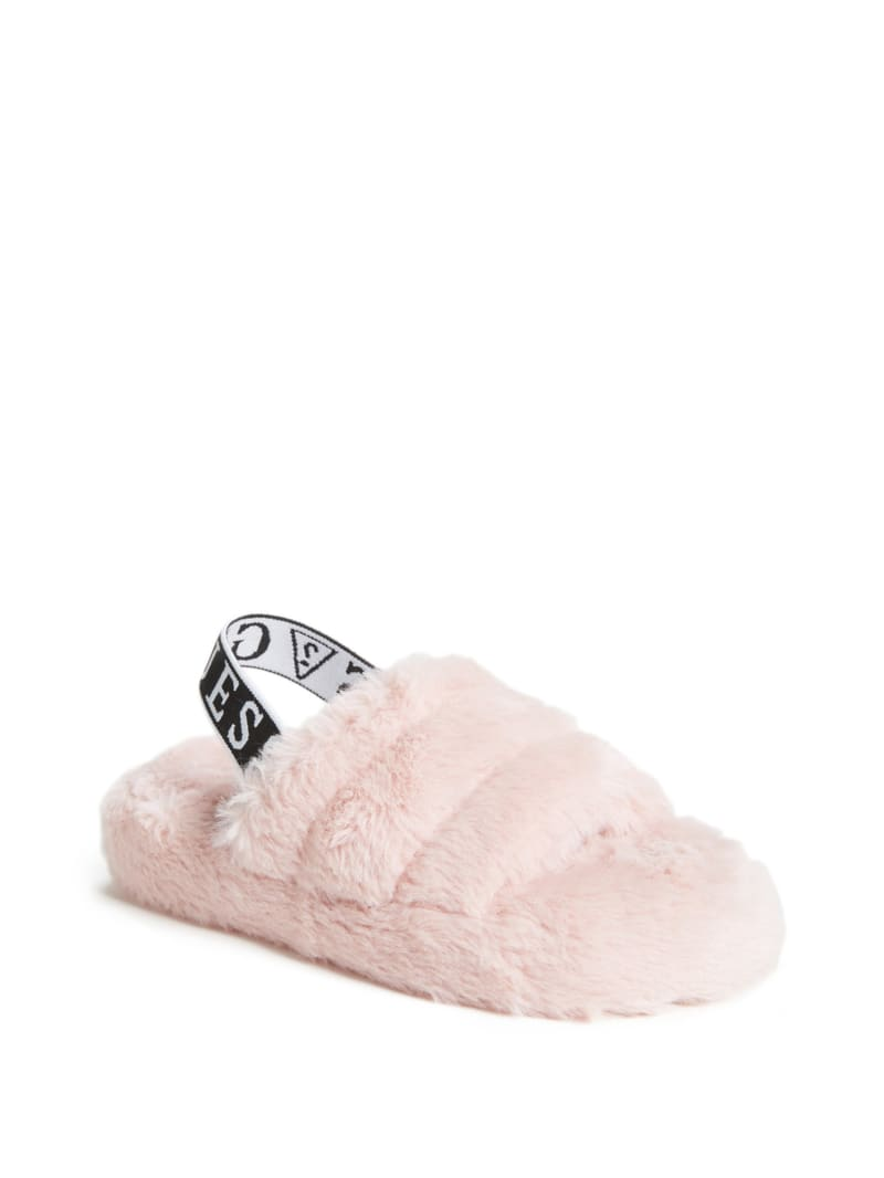 Rozy Faux-Fur Slippers
