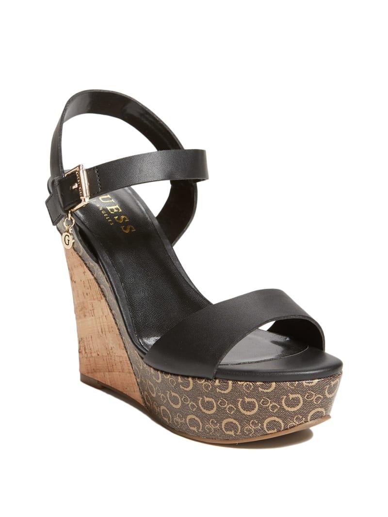 Shaylin Espadrille Wedge Heels