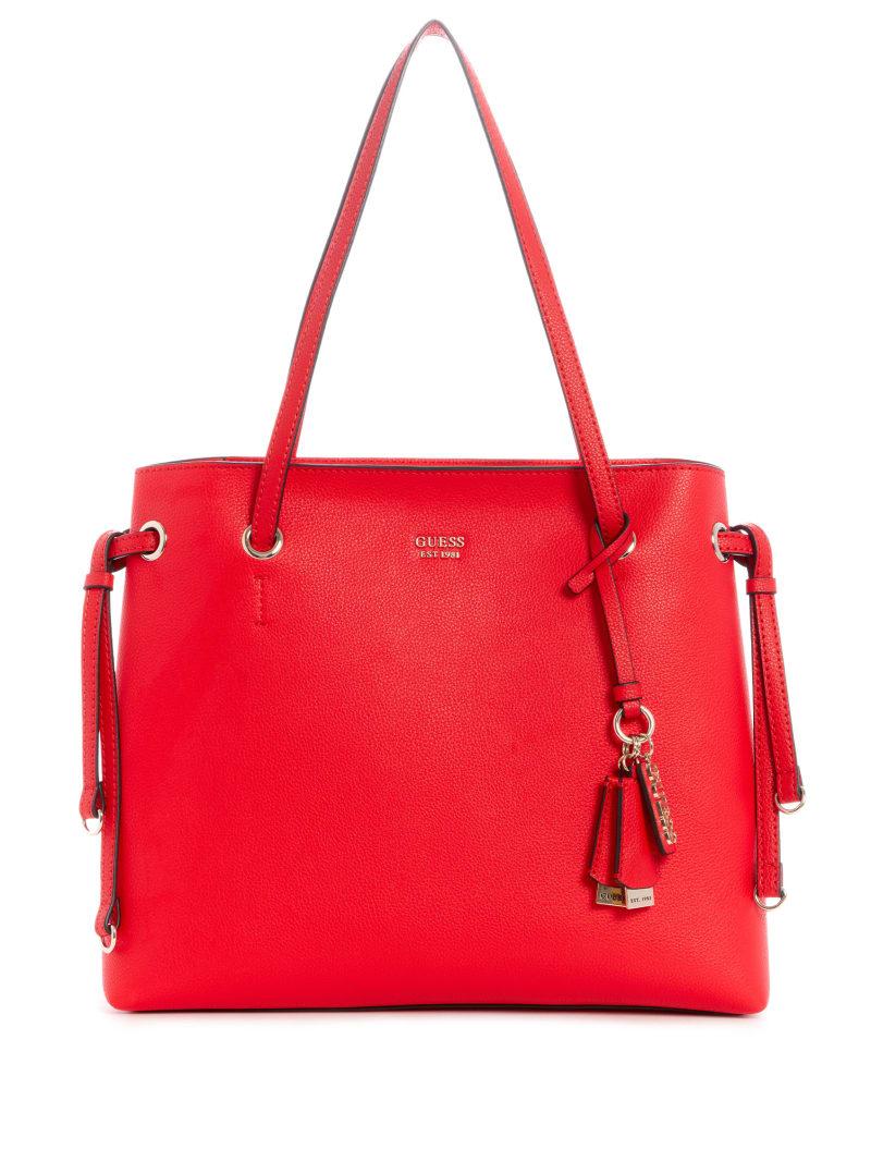 Digital Shopper Shoulder Bag