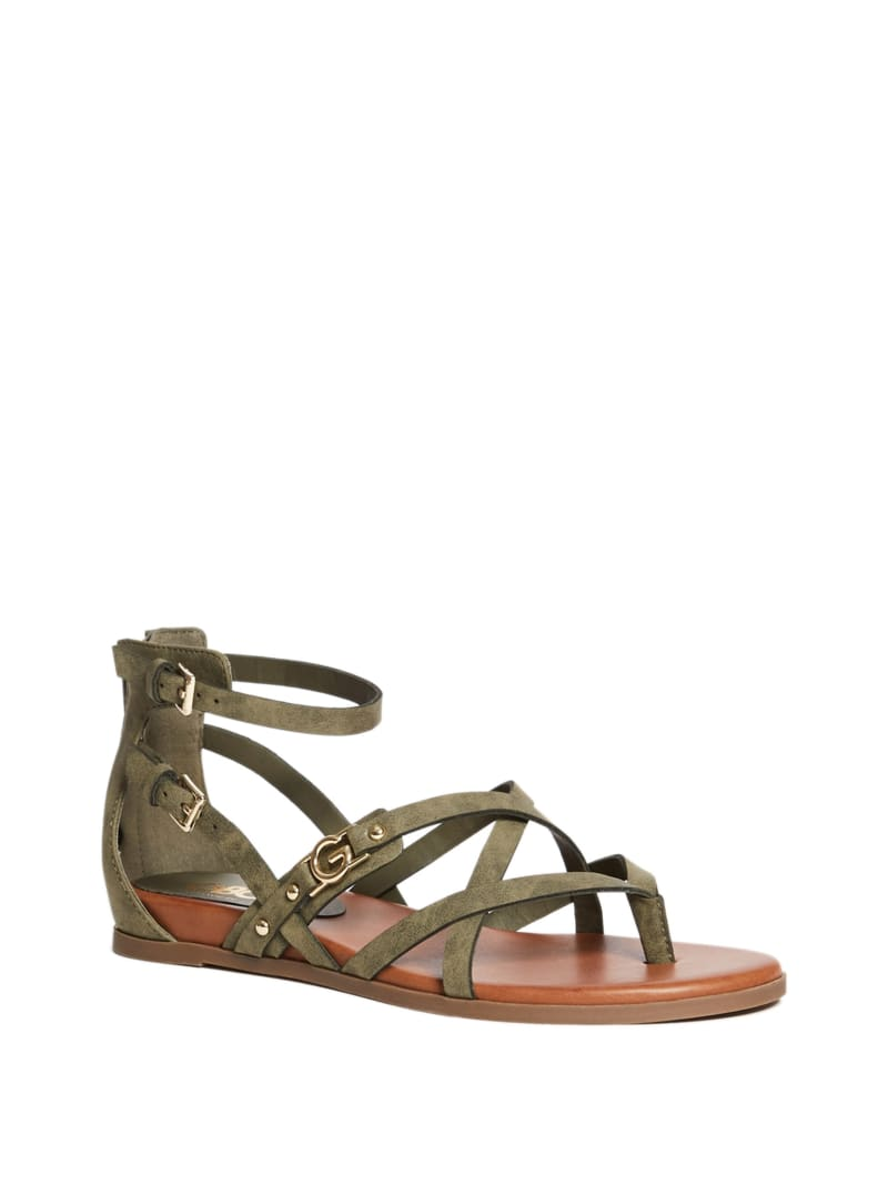 Camrin Strappy Sandals