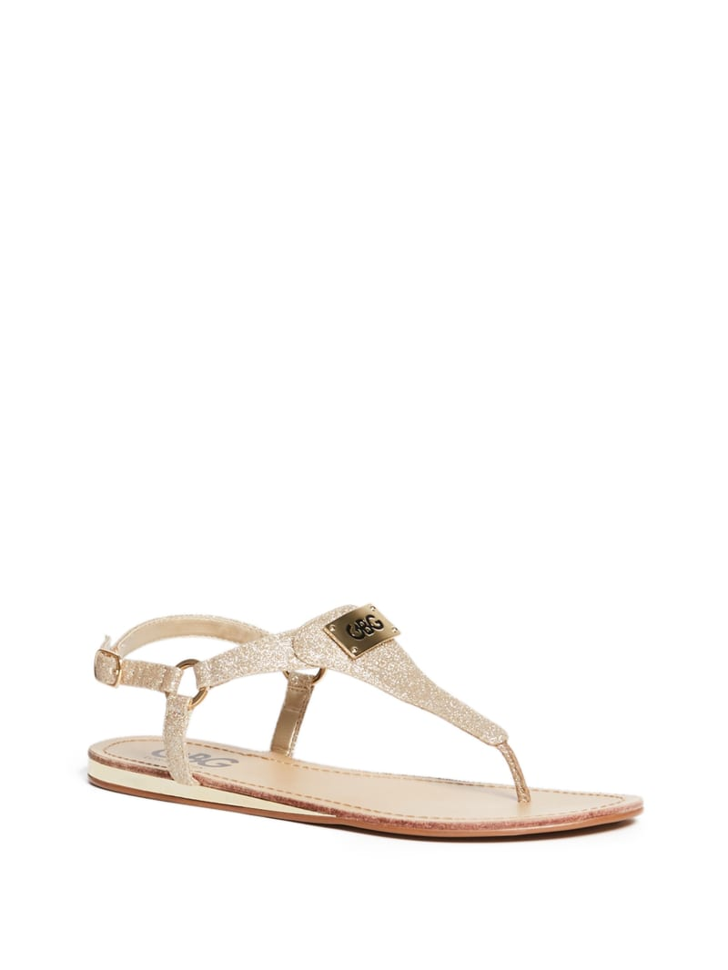 Ciara T-Strap Sandals
