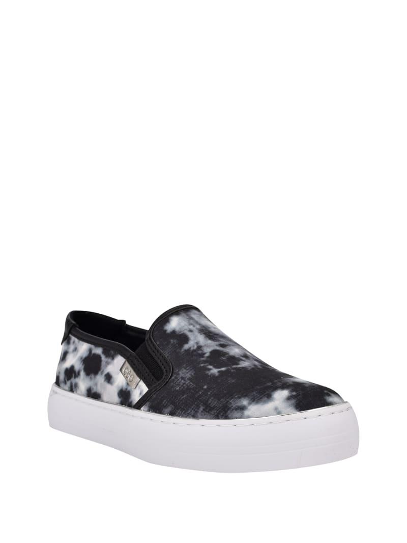 Golly Platform Slip-On Sneakers