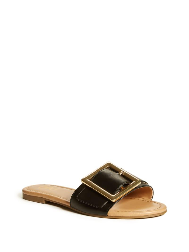Hallie Buckle Sandals