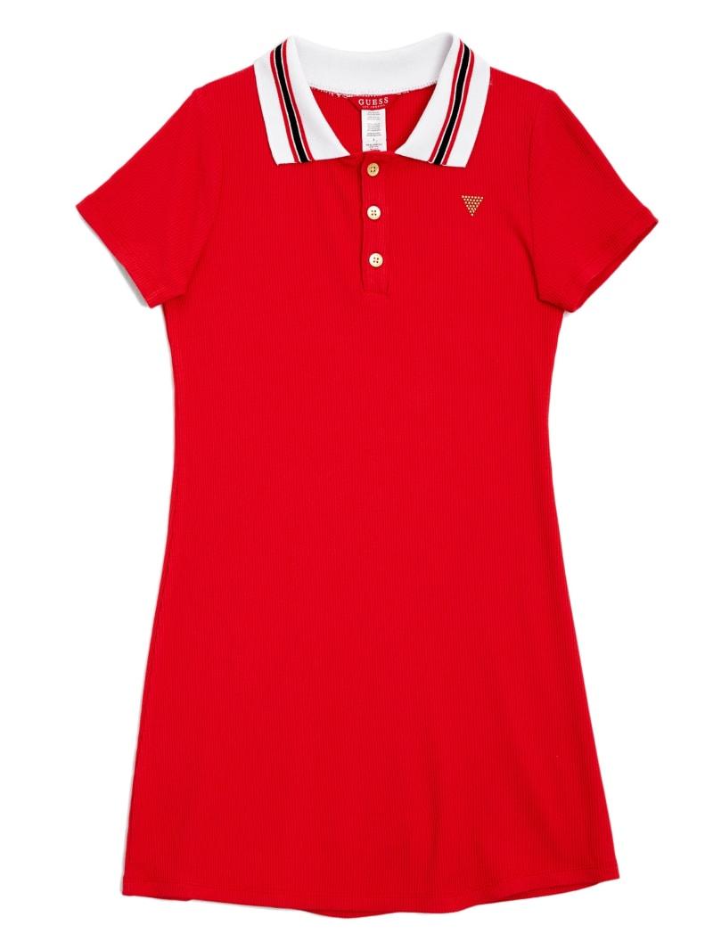 Melania Polo Dress (7-14)