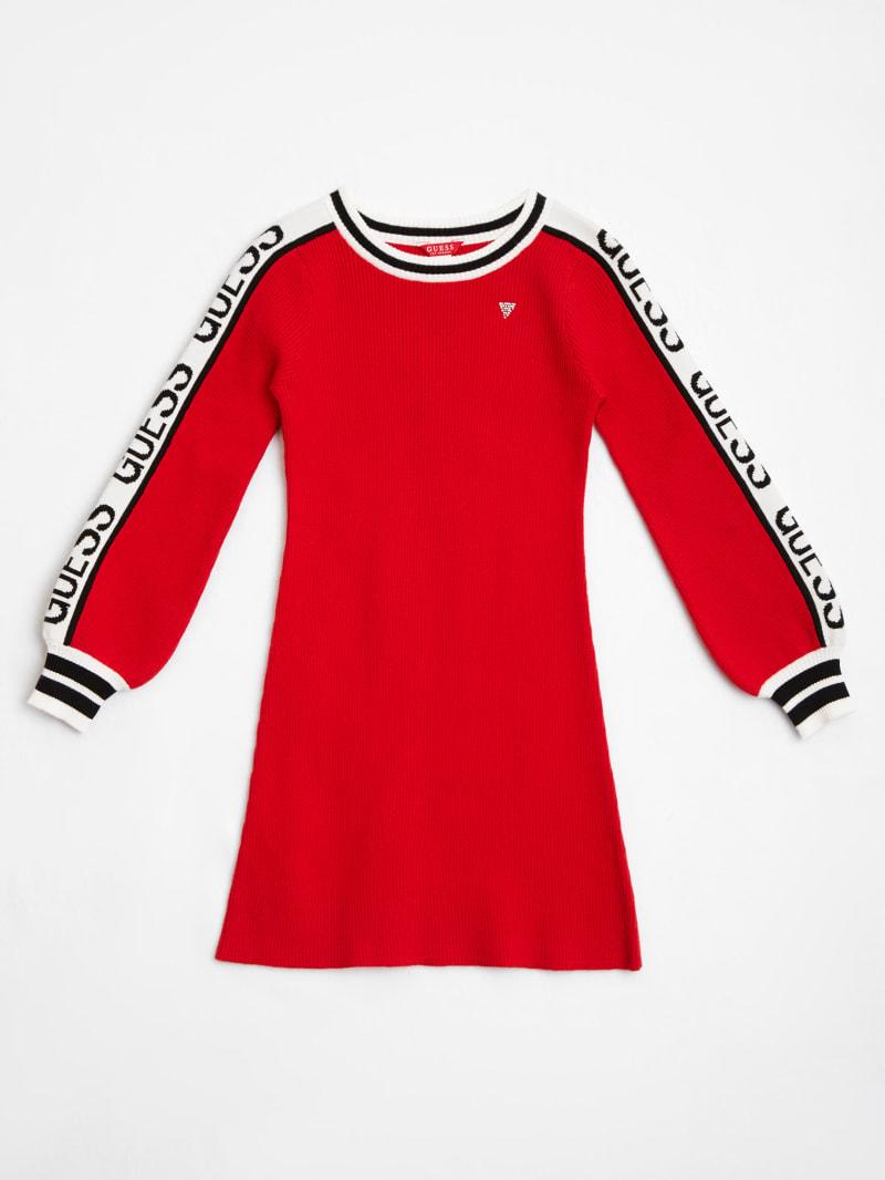 Logo Sweater Dress (7-14)