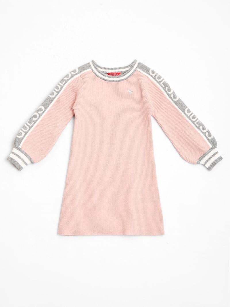 Logo Sweater Dress (2-7)